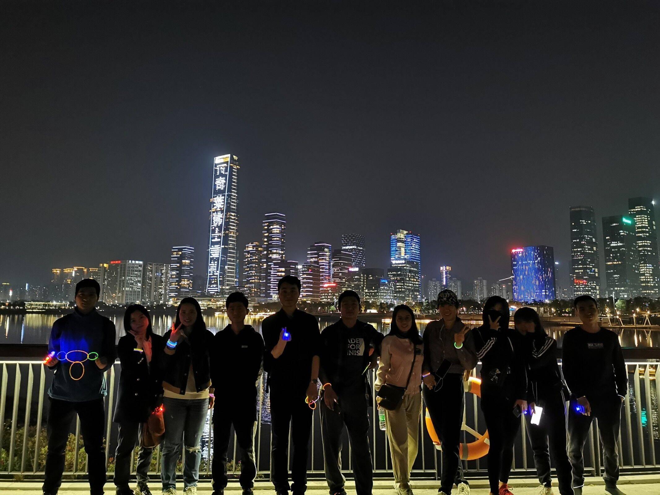 55户外-2019.12.18 深圳湾夜徒