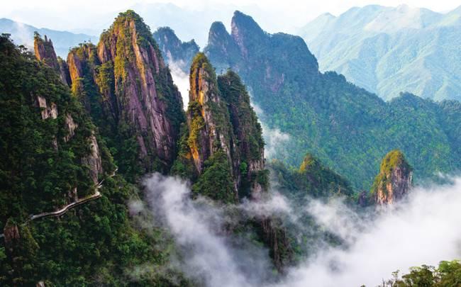 春节·莽山