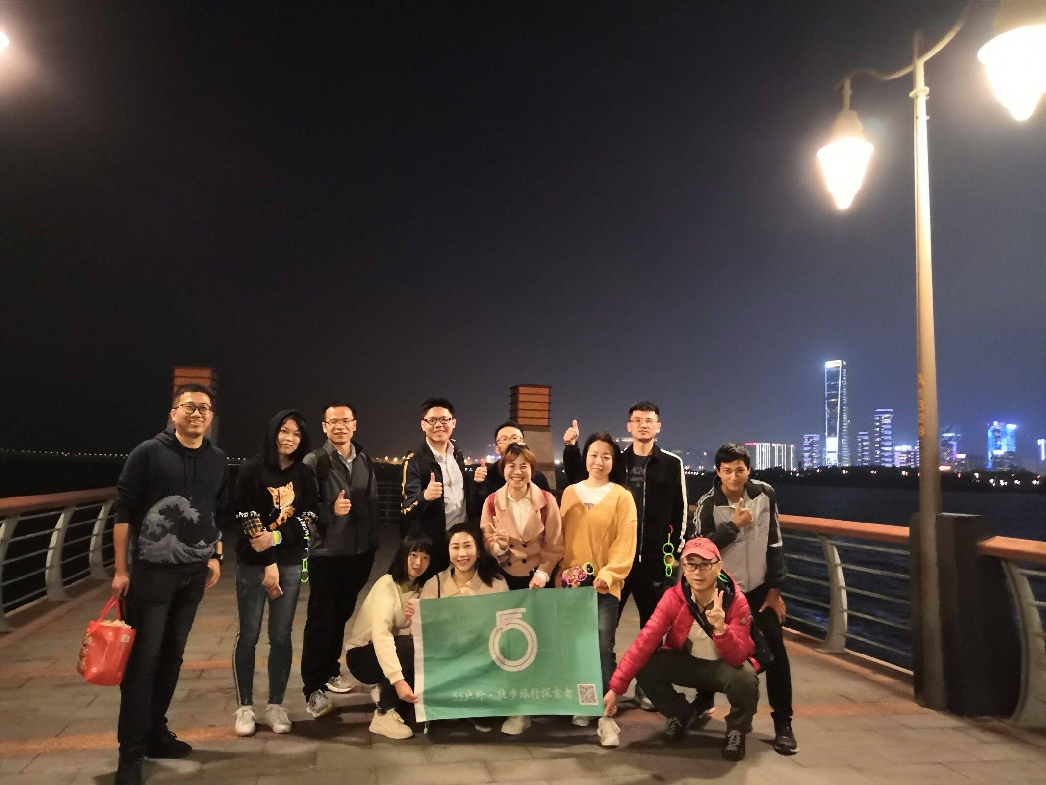 55户外-2020.01.15 深圳湾夜徒