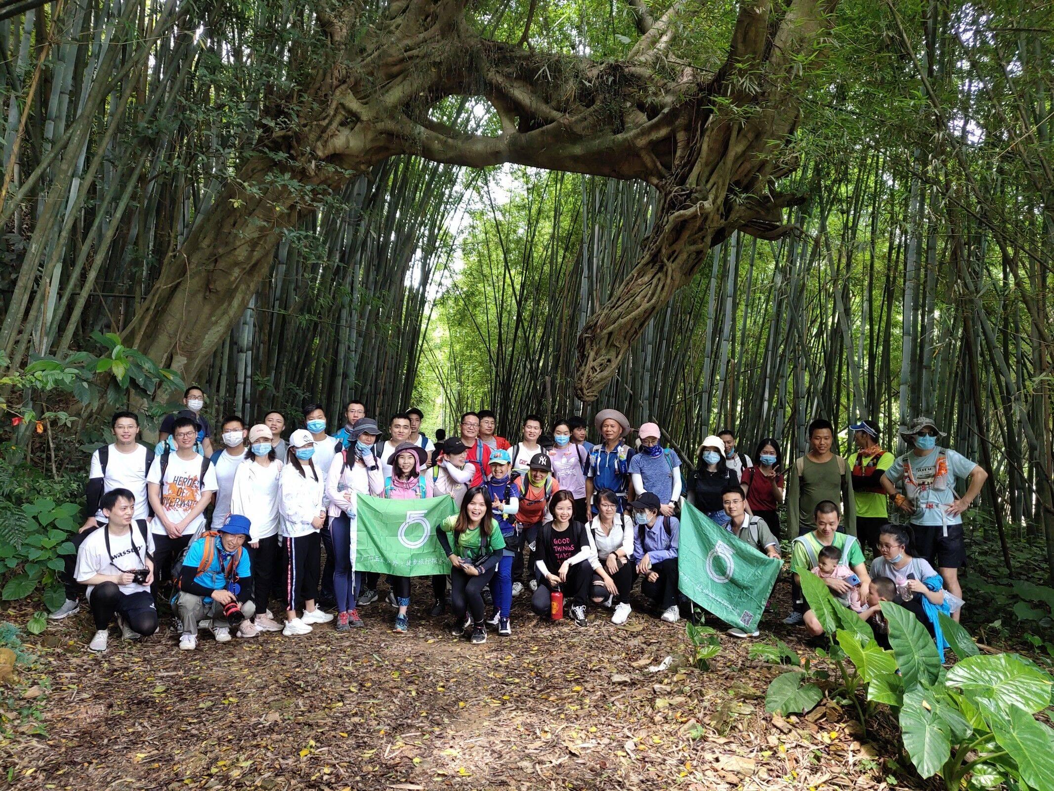2020.05.24 龙门香溪河古堡徒步