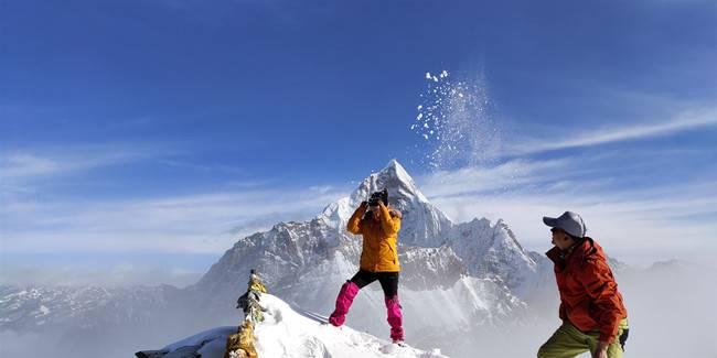 【雪山攀登】09月18日-09月22日 四川 四姑娘山 二峰攀登 5日行 第24期
