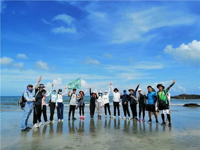 【端午黑排角】唯美海岸线惠东黑排角穿越 南中国海的约定 第76期 6月25日
