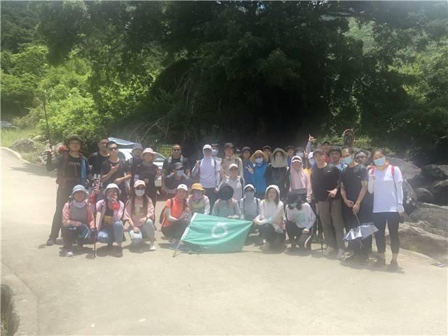 55户外- 【端午大南山】惠东大南山13公里穿越  第106期  6月25日