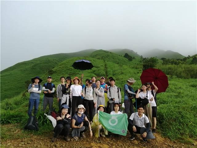 【绿色草甸】惠东大南山精华段13公里穿越  第107期  7月4日