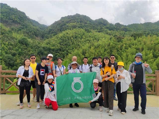 【吃鸡腐败】从化星溪线徒步游记 竹林美食一日行 第44期 7月18日