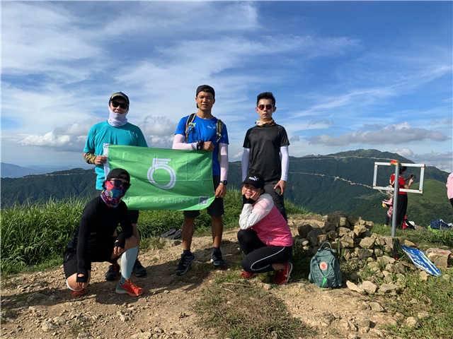 55户外- 【绿色草甸游记】惠东大南山精华段13公里穿越  第109期  7月18日