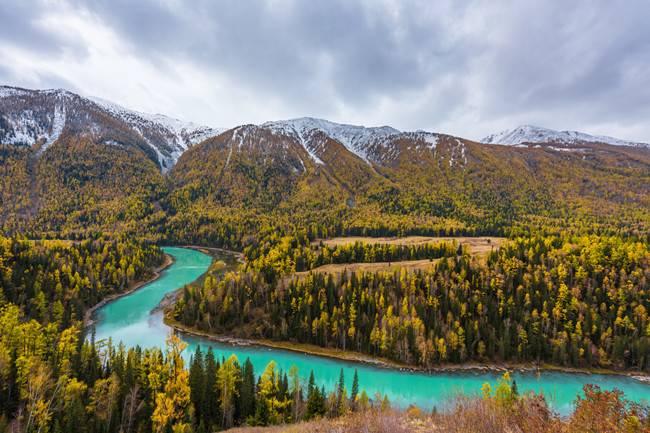 新疆喀纳斯