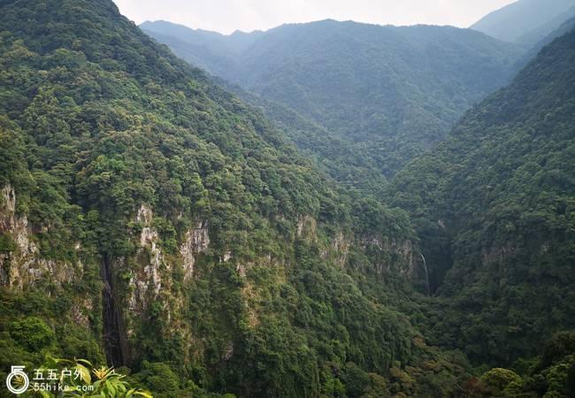 五五户外【不虐不嗨】河源桂山裂谷天坑 失落星球的潘多拉秘境