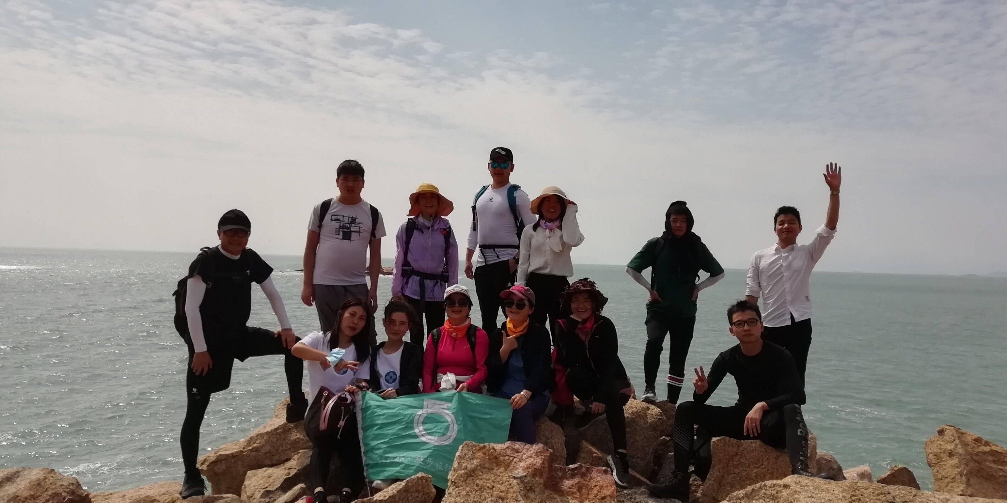 2020.10.31 惠东狮子岛穿越