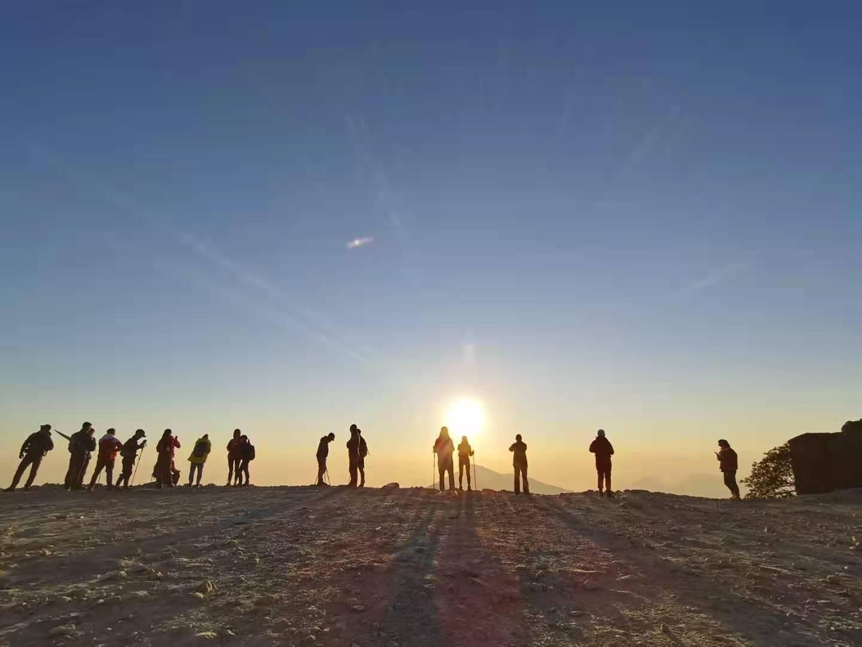 2021年1月2号惠东拉胡线,再现大南山芦苇荡