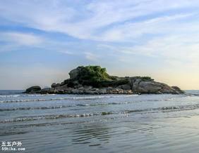 双月湾狮子岛