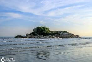 【最美时光】惠东双月湾狮子岛海岸线穿越  第37期 5月9日