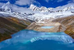 【西藏·库拉岗日】04月30日-05月06日 行走·喜马拉雅 徒步7日轻装徒步之旅 第14期