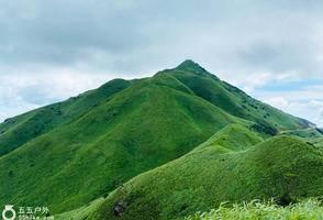 【高山草甸】惠东大南山精华段13KM穿越 第156期 6月19日
