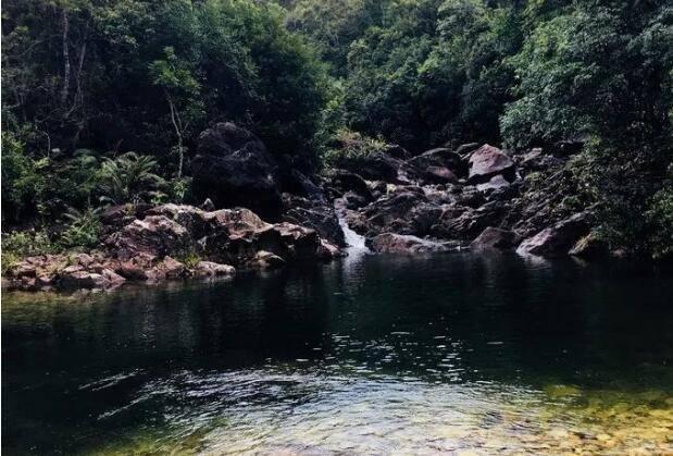 【驴行游记】打银坑溯溪泡潭露营之旅,忆于惠州惠东,说改就改的旅行!