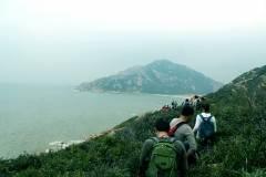 珠海高栏海岸穿越