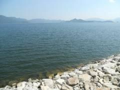 傳說中的香港小三水 船灣淡水湖19公里穿越