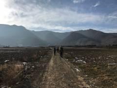 鰲山兩日穿越 記錄一次有意義的旅程