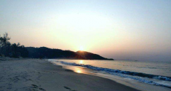 惠东咸台港 来一次碧海蓝天的畅游