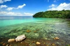 惠州雙月灣攻略--廣東的馬爾代夫,惠州雙月灣、巽寮灣-鹽洲島!