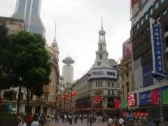 上海南京路最全美食攻略强势来袭配上超萌手绘地图