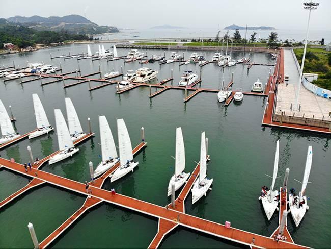 五五户外巽寮湾8090荒岛露营/酒店音乐帆船浮潜桨板趴