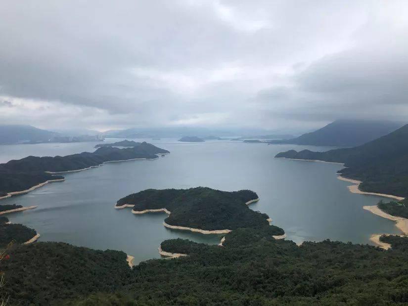 香港小三水! 船灣淡水湖攻略分享