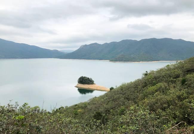 五五户外船湾淡水湖郊游径穿越