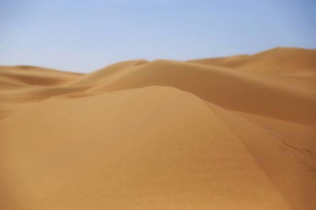【五五户外】腾格里沙漠