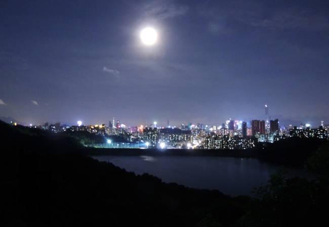 【每周三夜徒】深圳梅林綠道11KM夜徒