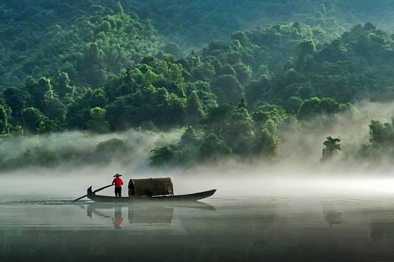 湖南有个地方似仙境——小东江攻略