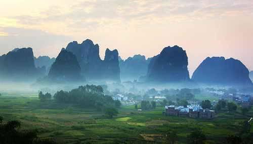 广东小桂林 清远英德英西峰林徒步攻略