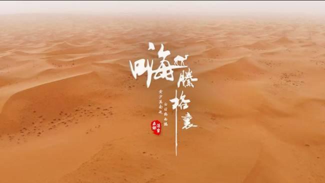 【五五戶外】騰格里沙漠