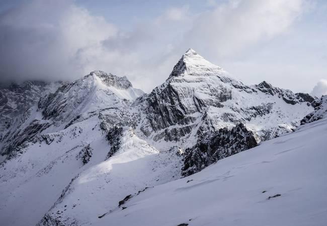五五戶外四姑娘山二峰 海拔5200米的世界