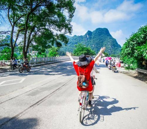 五五户外-端午阳朔十里画廊骑行、漓江精华徒步3天游