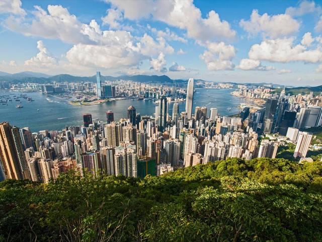 香港3日游