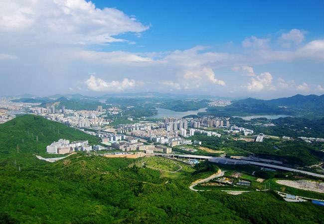 【走遍深圳】深圳塘朗山轻装穿越 标准级11KM 第5期 8月25日