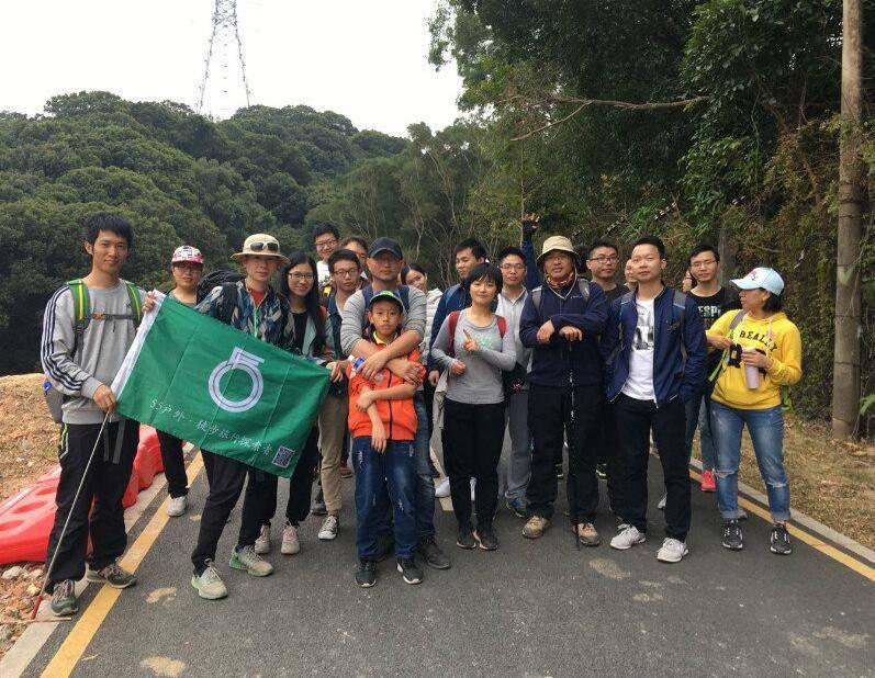 2018.01.28深圳(东沙线)东湖公园-大梅沙35公里徒步略影