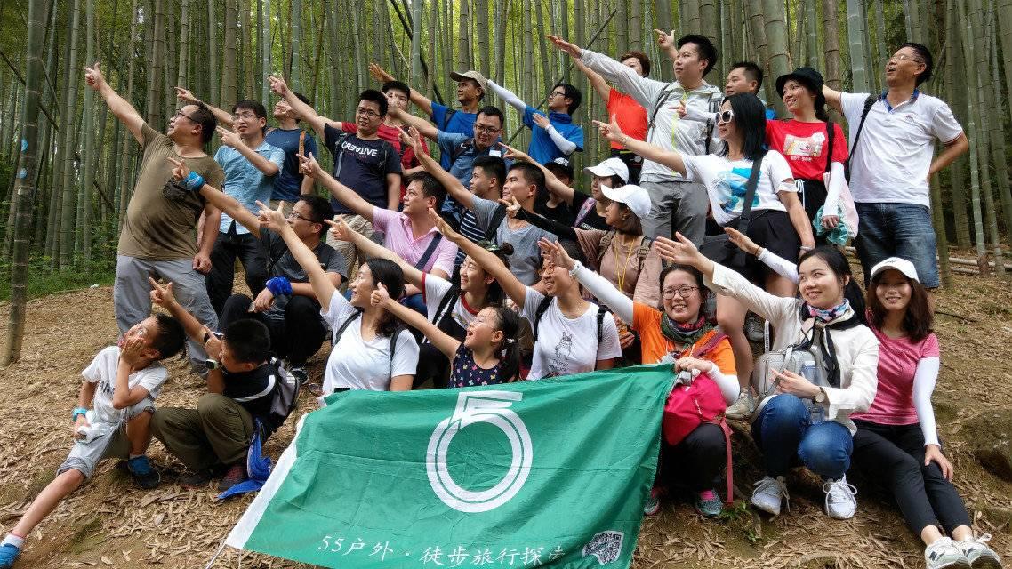 2018.07.22相约广州从化星溪徒步穿越