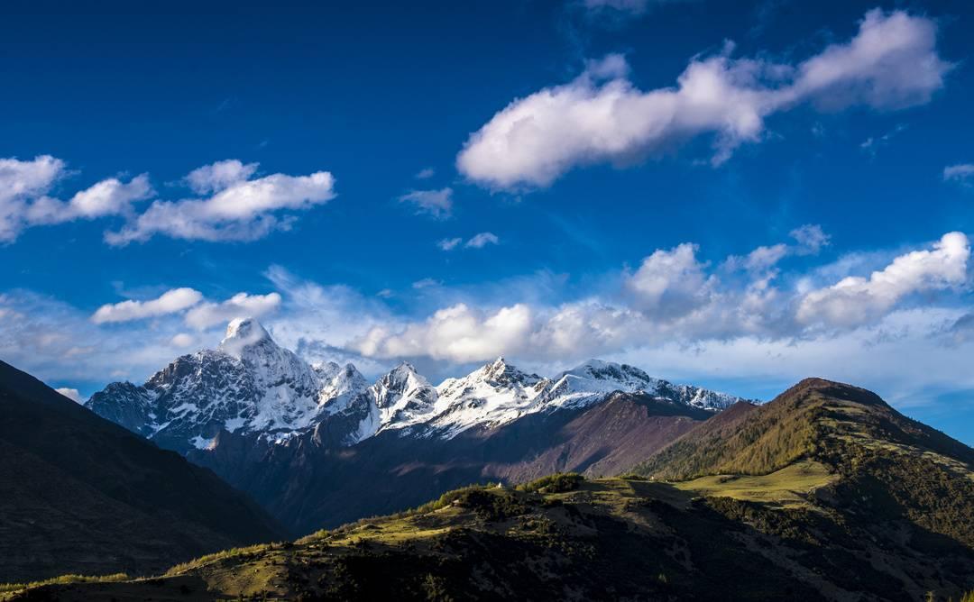 四姑娘山国际登山节