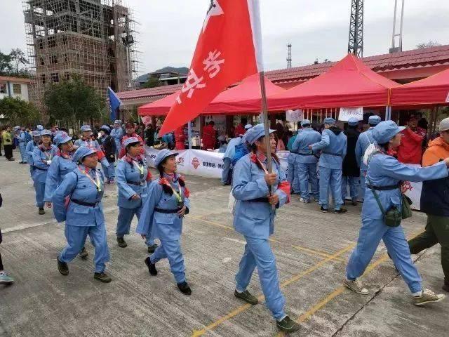 【大型活動】2019揭西火炬村千人紅色之旅徒步活動 第二期 6月22-23日