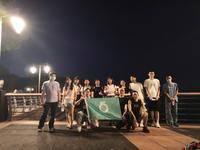 55户外-2020年06月10日 徒步深圳湾夜景