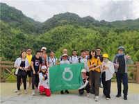 55户外- 【吃鸡腐败】从化星溪线徒步相册 竹林美食一日行 第44期 7月18日
