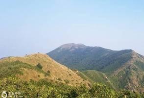 【黑夜传说】博罗四方山穿越 32个山头挑战 第45期 10月23日