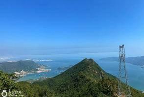 【深圳十峰】大笔架山 三水线精华段穿越 第1期 6月20日