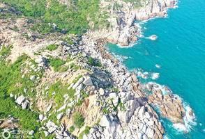 【双月湾奇景】双月湾海岸线大星山穿越  第21期 10月23日