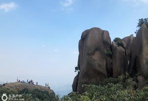 【碧水怪石】广州增城第一高峰牛牯嶂穿越  第12期  4月24日