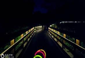 【每周三夜徒】龙华夜徒 阳台山绿道10公里  第44期 7月28日