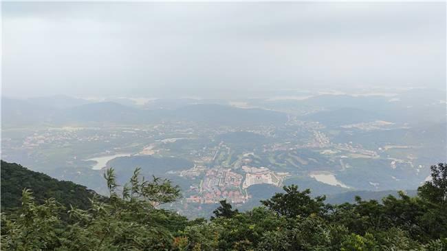 广州五五户外,惠州罗浮山祈福+飞云顶1296M